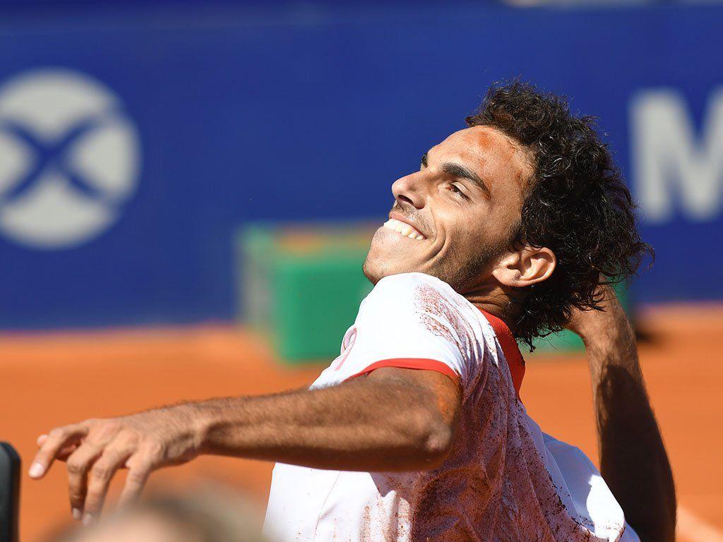 Cerúndolo llegó a su primer final de ATP (IAM)