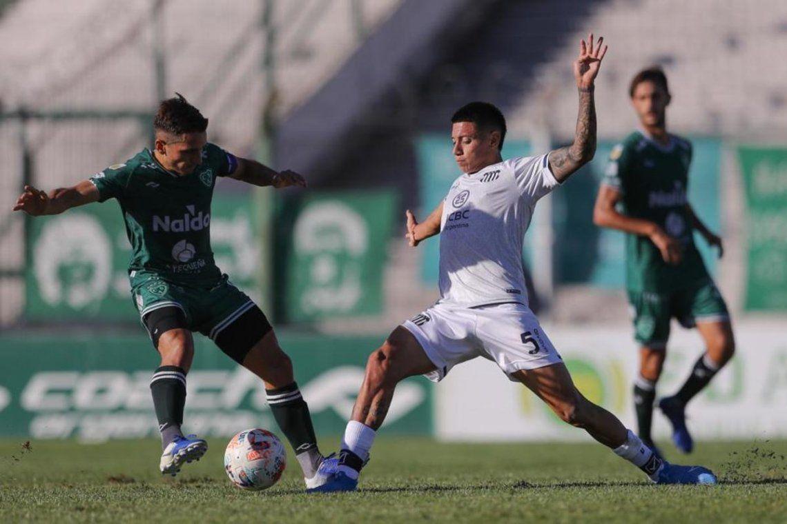 Talleres insisitó y se llevó un punto para Córdoba.