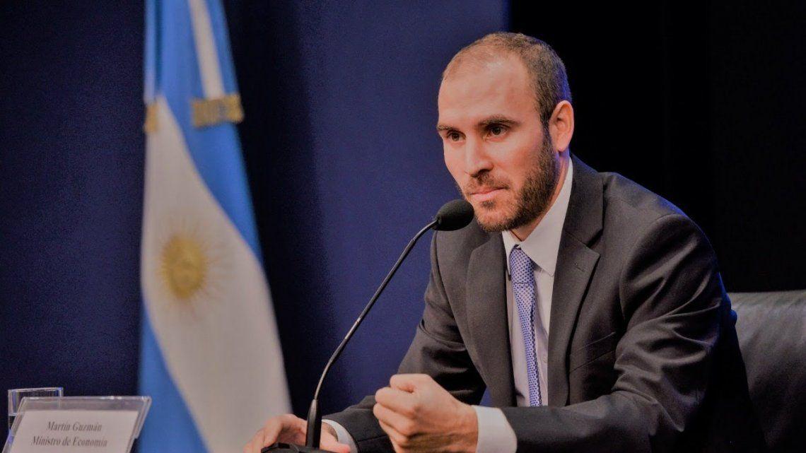 Guzmán buscará entrevistarse con la titular del Fondo y con funcionarios del Tesoro de los EEUU.