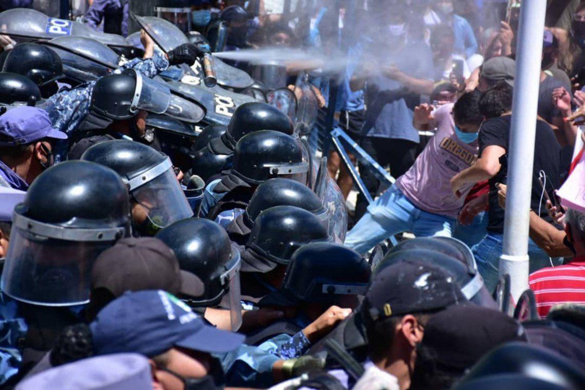 Formosa: ministro de Gildo Insfrán justicia la represión policial