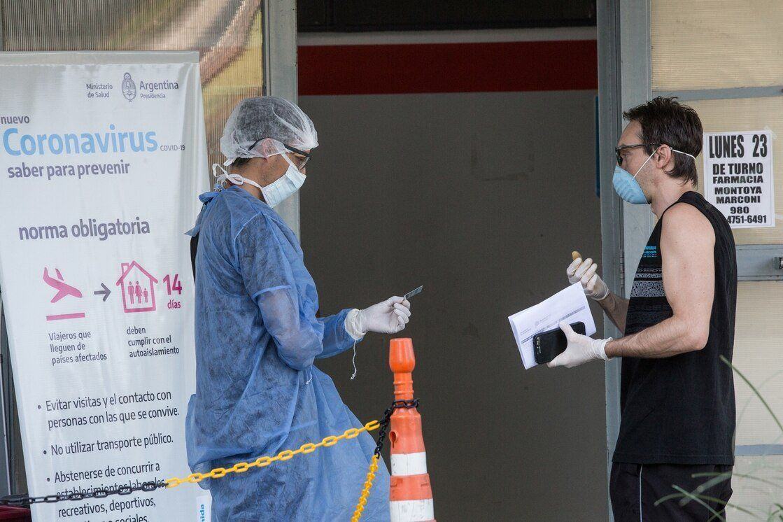 Coronavirus: Otros 2.922 nuevos casos y 10 muertes en las últimas 24 horas
