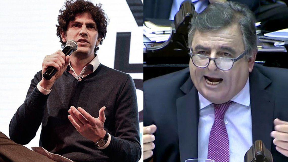 El senador Martín Lousteau pidió en Córdoba