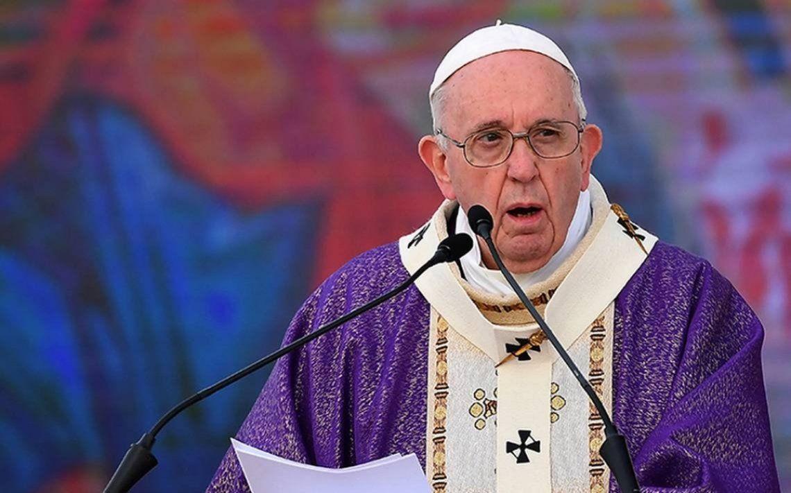 El Papa Francisco defendió una vez más la unión civil entre personas del mismo sexo.