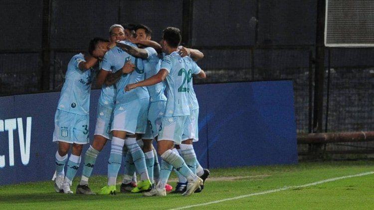 Racing le ganó 1-0 a Rosario Central