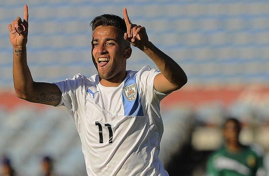 Conmoción en el fútbol: el uruguayo Franco Acosta murió ahogado