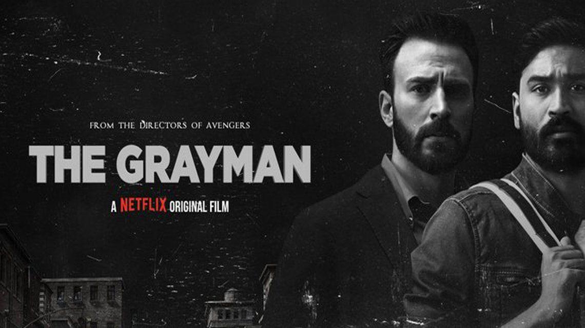 The Gray Man: la película más cara de Netflix.