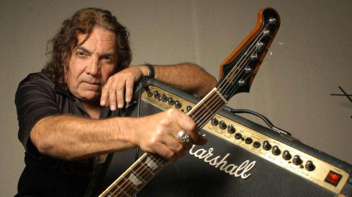 Se celebra el Día Nacional del Guitarrista en homenaje a Pappo