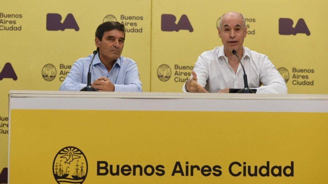 Vacunación en Ciudad: legisladores del FdT piden interpelar a Larreta y Quirós