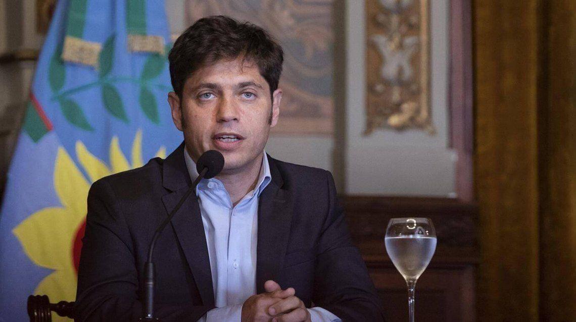 Para Kicillof es impositble pagar al FMI con las condiciones acordadas por Macri