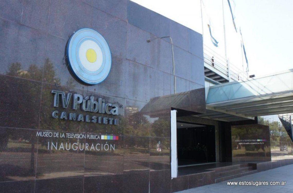 Intervienen áreas de la TV Pública tras detección de irregularidades