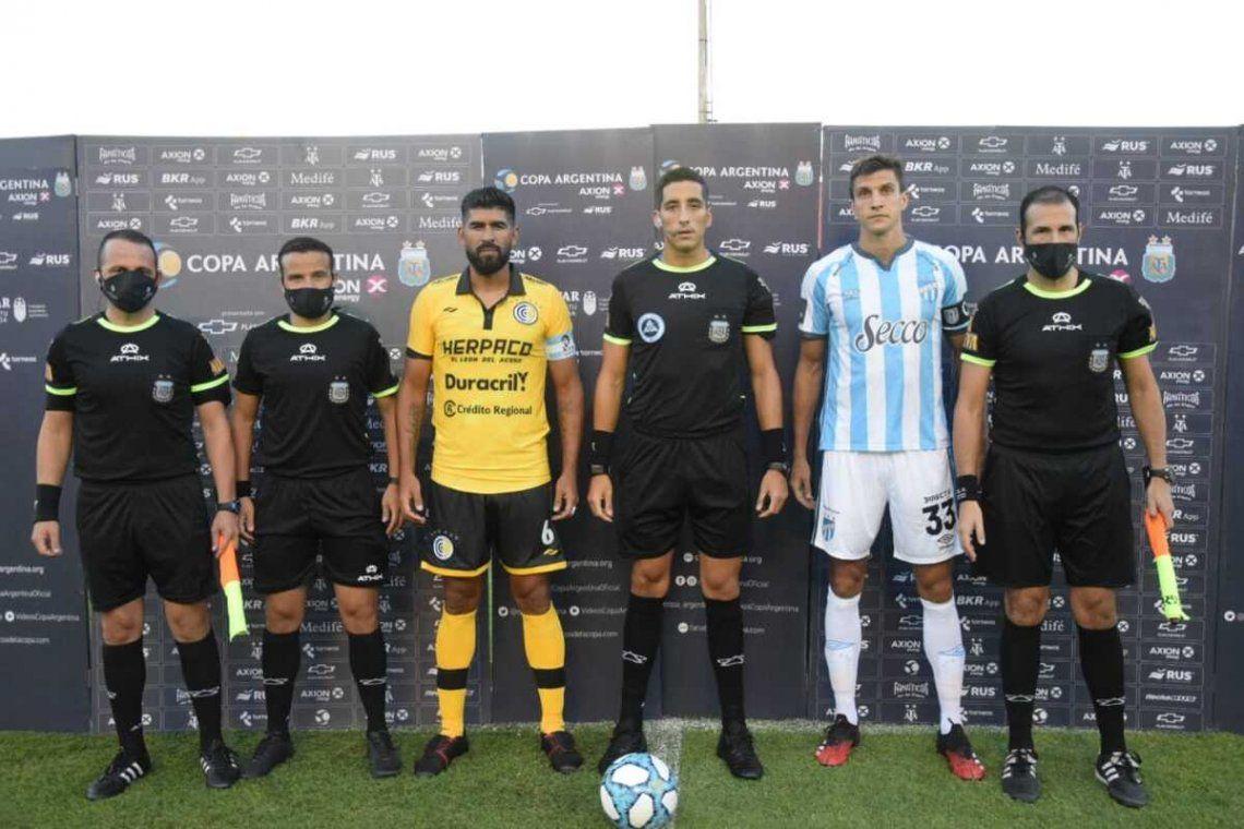 Atlético de Tucumán le ganó a Comunicaciones en la Copa Argentina