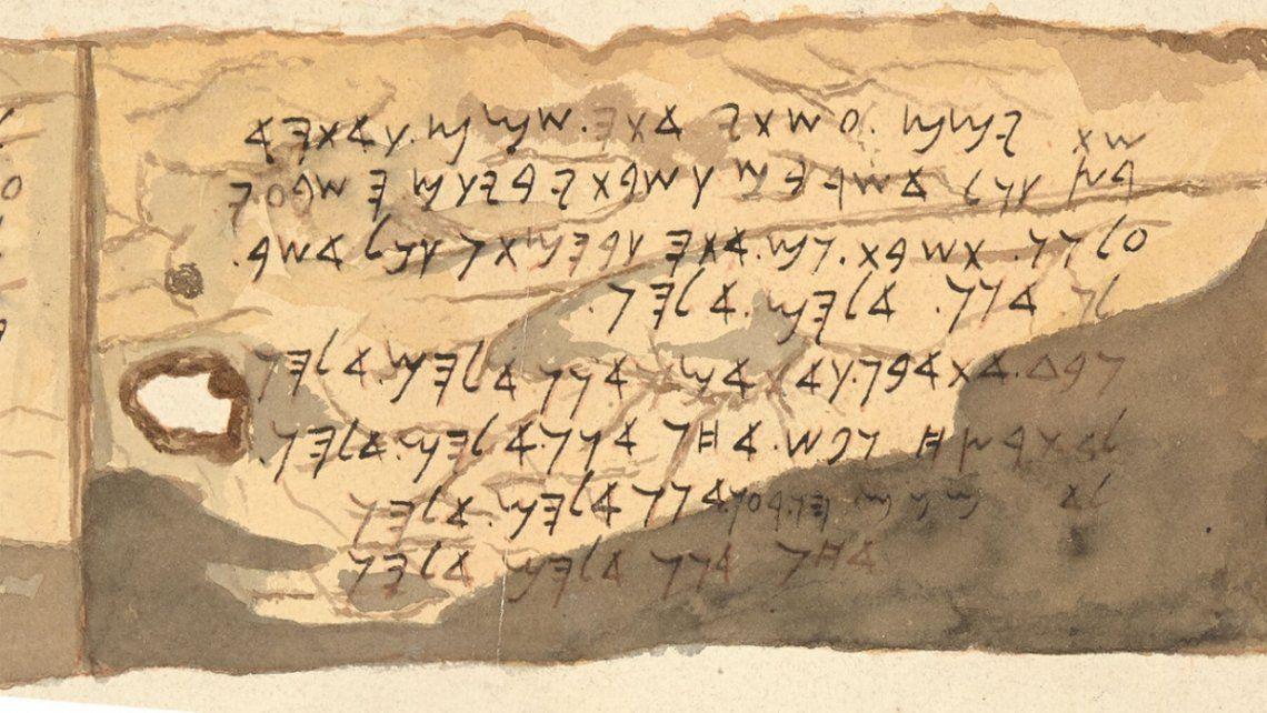 El rollo de Shapiro data del siglo X a. C.