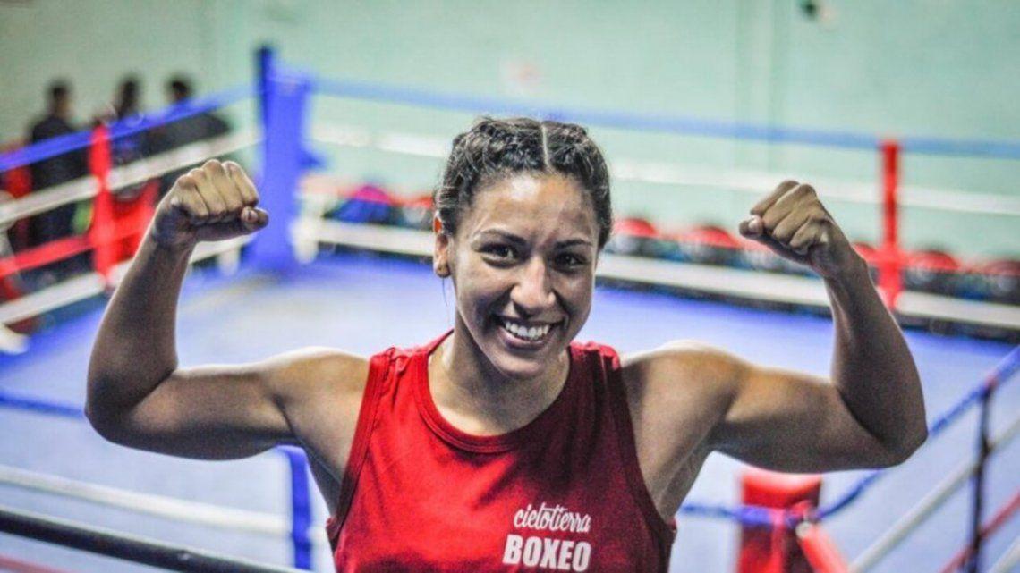 Boxeo olímpico: Lucía Pérez