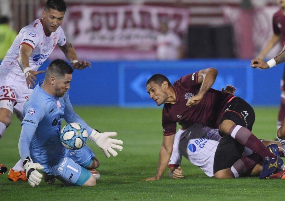 Huracán recibe Lanús por la Copa de la Liga
