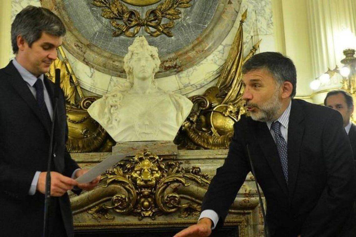 Jorge Grecco fue denunciado por enriquecimiento ilícito. Fue secretario de Macri