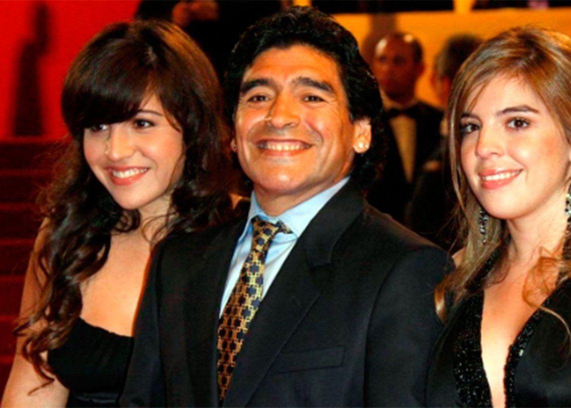 Gianinna y Dalma Maradona presentaron una dencuncia contra Matías Morla