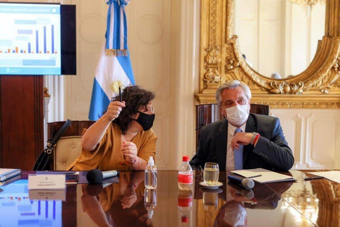 El gobierno prorrogó el DISPO hasta el 9 de abril