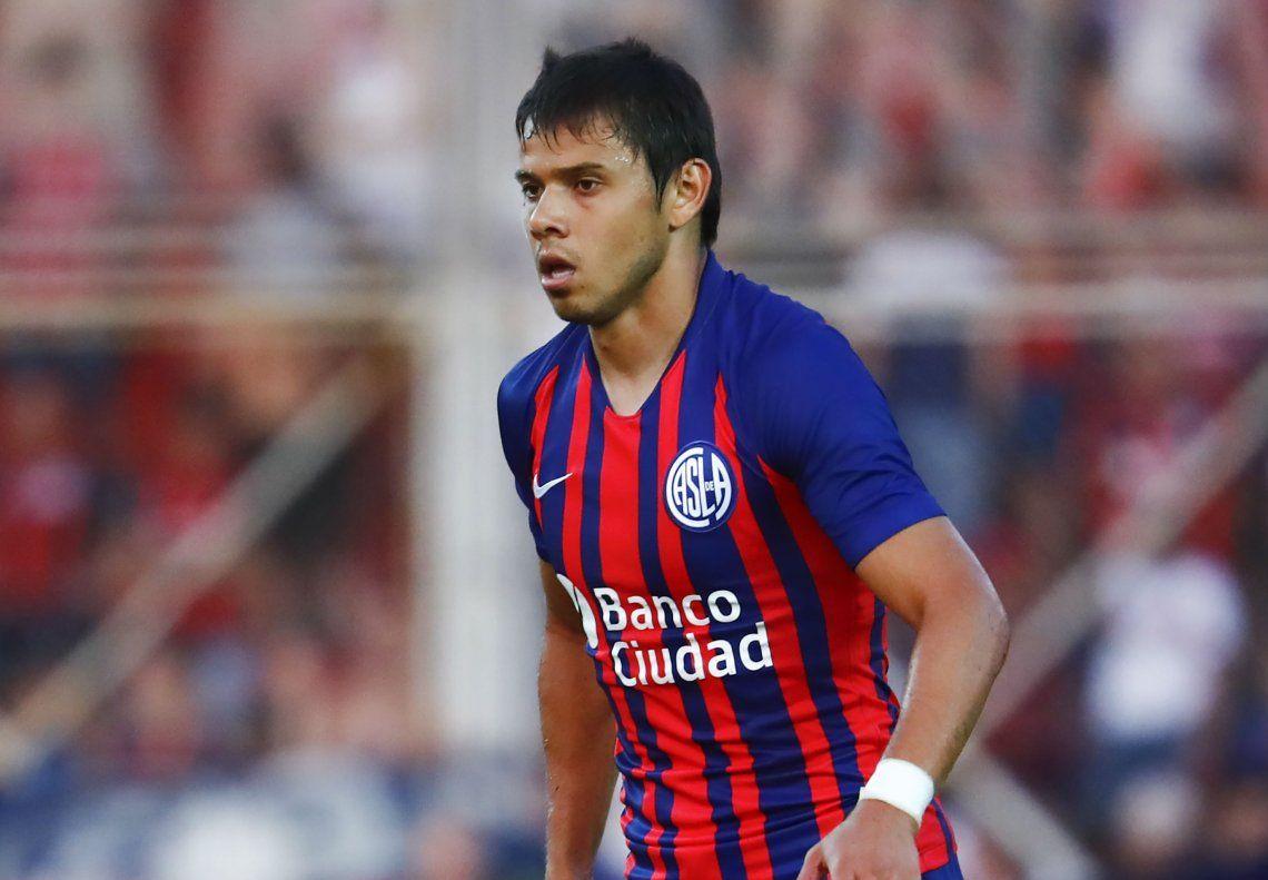 Ángel Romero sería titular en San Lorenzo