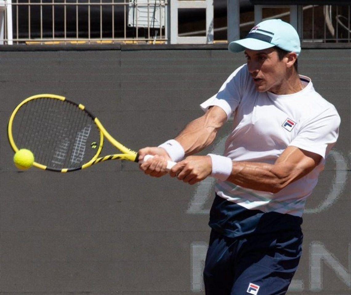 Facundo Bagnis avanzó0 a la final del ATP de Santiago de Chile