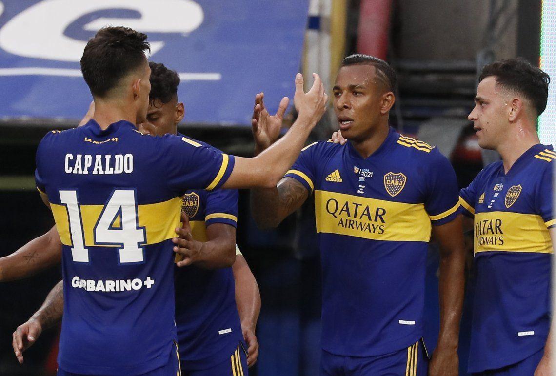 Superclásico: todas las fotos del empate entre Boca y River