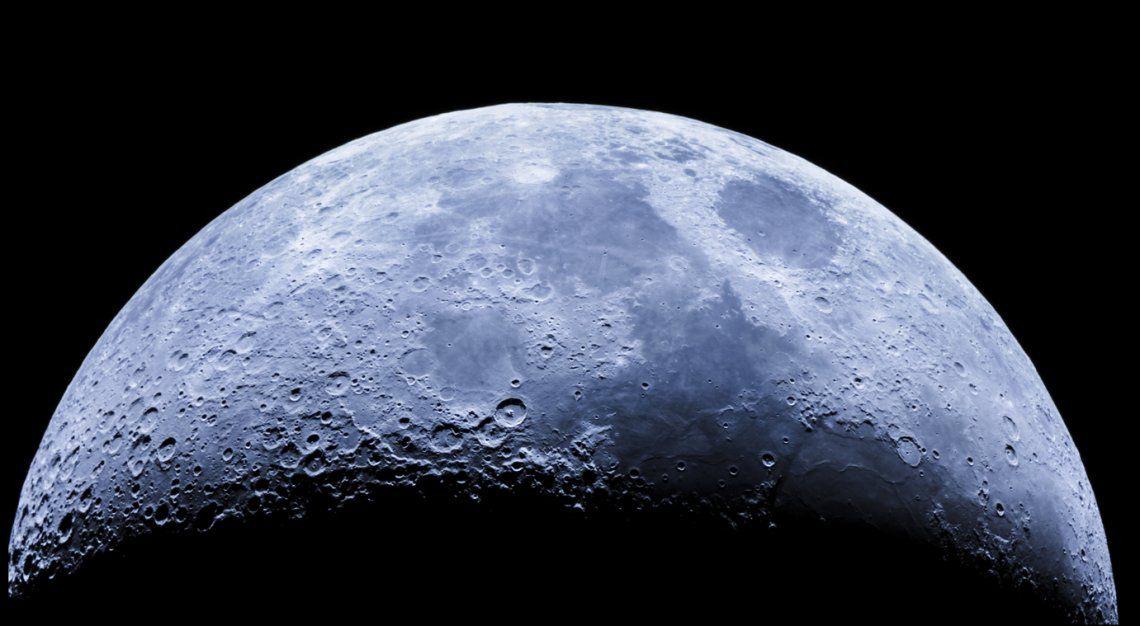 Luna: quieren enviar 6,7 millones de muestras de esperma