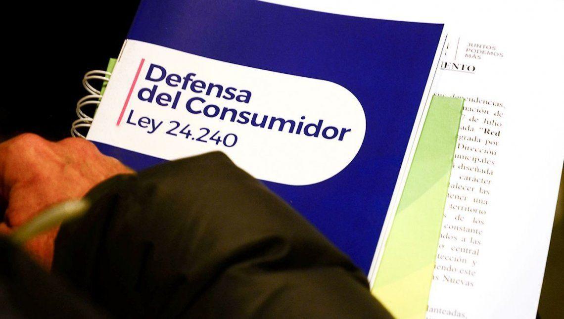Bancos y financieras fueron sancionados por Defensa de los y las consumidores