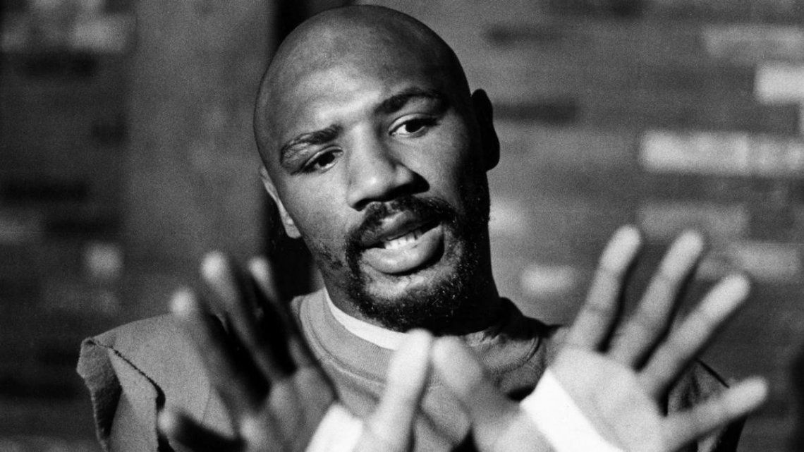 Boxeo: El adiós a Marvin Hagler