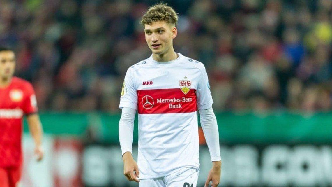 Mateo Klimowicz: El argentino que jugará para Alemania.