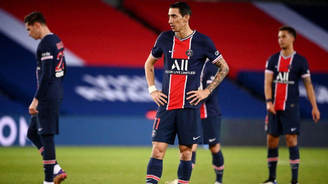 La medida fue tomada por el PSG tras el robo a Di María y Marquinhos durante el partido ante Nantes.