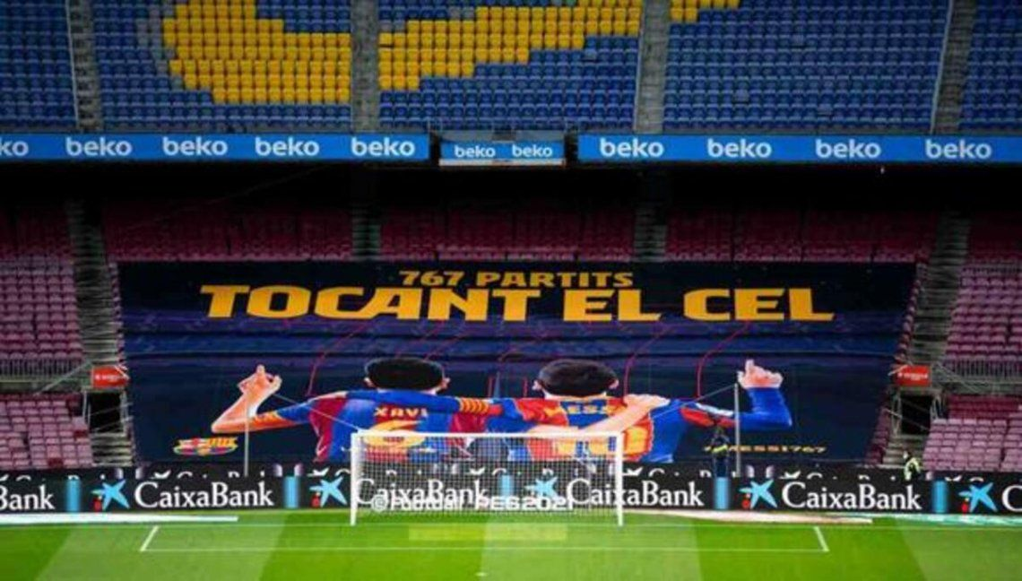 Messi: nuevo record histórico