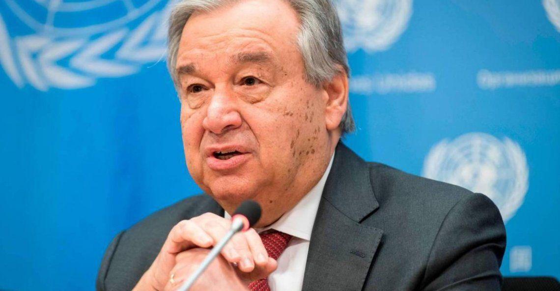 ONU se declara horrorizada por la represión en Birmania.