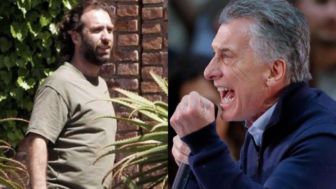Mariano Macri declara contra su hermano Mauricio en la causa Parques Eólicos.