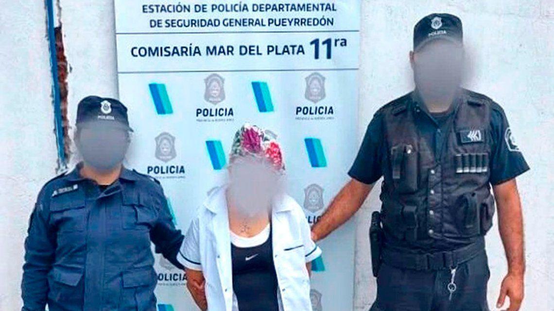 Mar del Plata: detienen a enfermera por robarle a una paciente que murió