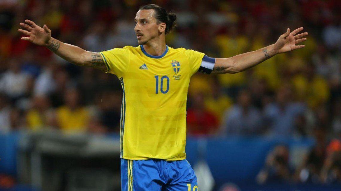 Zlatan Ibrahimovic regresa a la selección sueca: El retorno de Dios