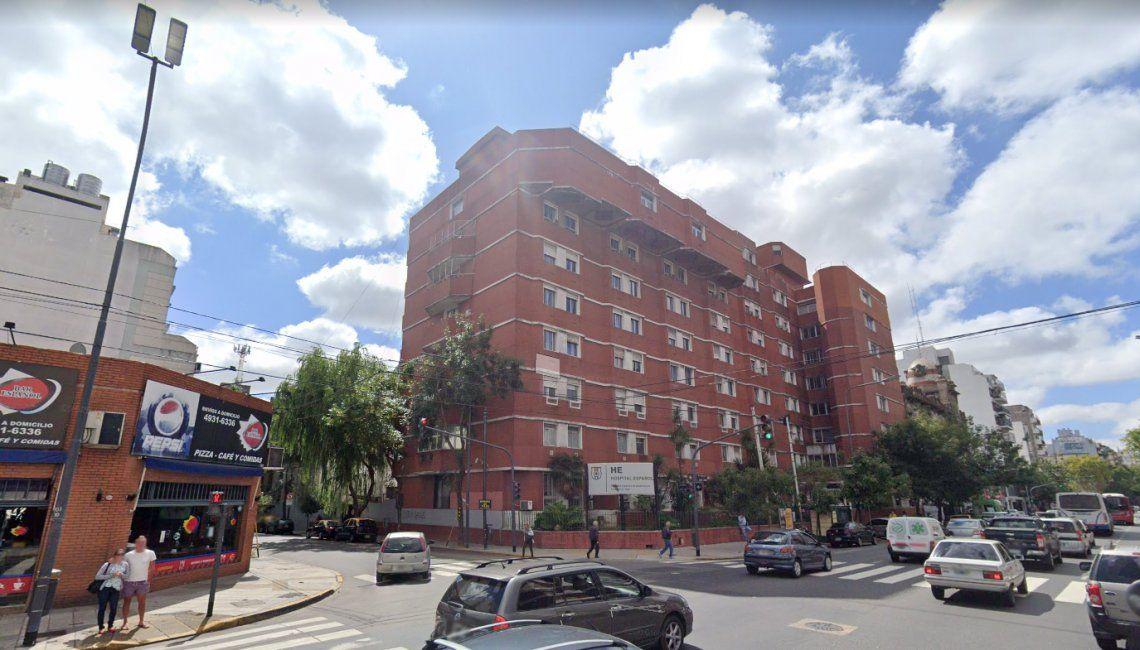 El Hospital Español es uno de los prestadores más importantes que tiene el PAMI en la Ciudad de Buenos Aires.