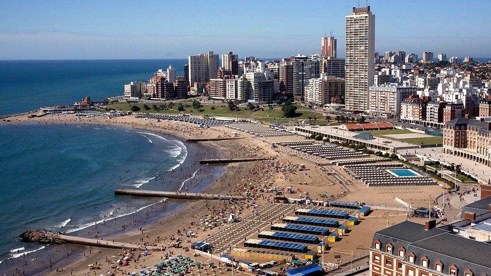 Mar del Plata: curioso hecho.