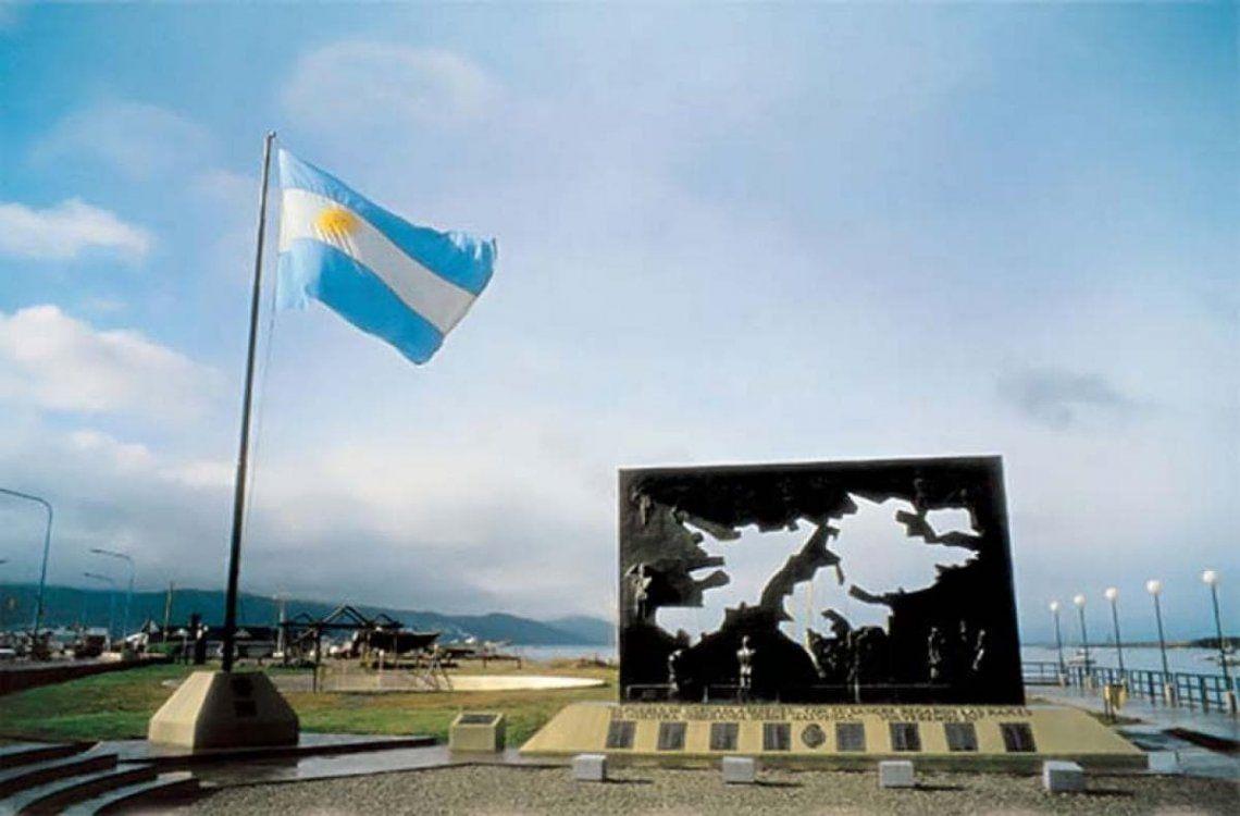 La Cancillería pidió que se reestablezca el diálogo con el Reino Unido por Malvinas.