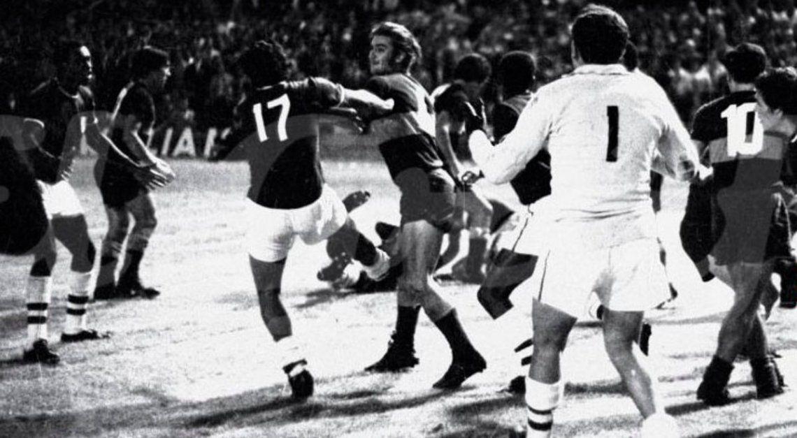 Medio siglo de la batalla de La Bombonera entre Boca y Sporting Cristal