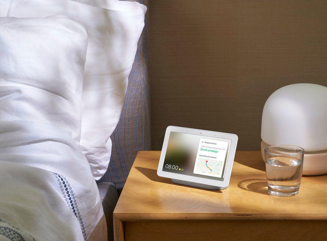 Google presentó su dispositivo para monitorear el sueño