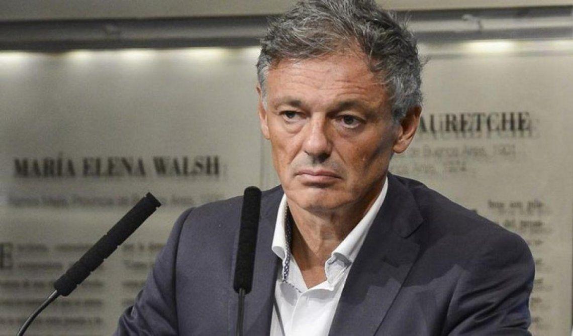 Cabrera fue ministro de Producción entre 2015-2018 y luego asumió la presidencia del BICE.
