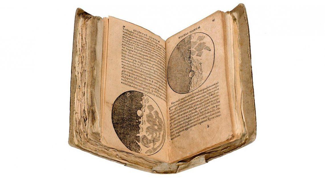 España: escándalo por robo y falsificación de una obra de Galileo Galilei en la Biblioteca Nacional