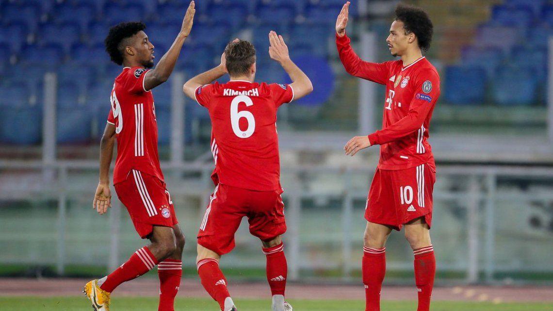 El Bayern Munich en los cuartos de final