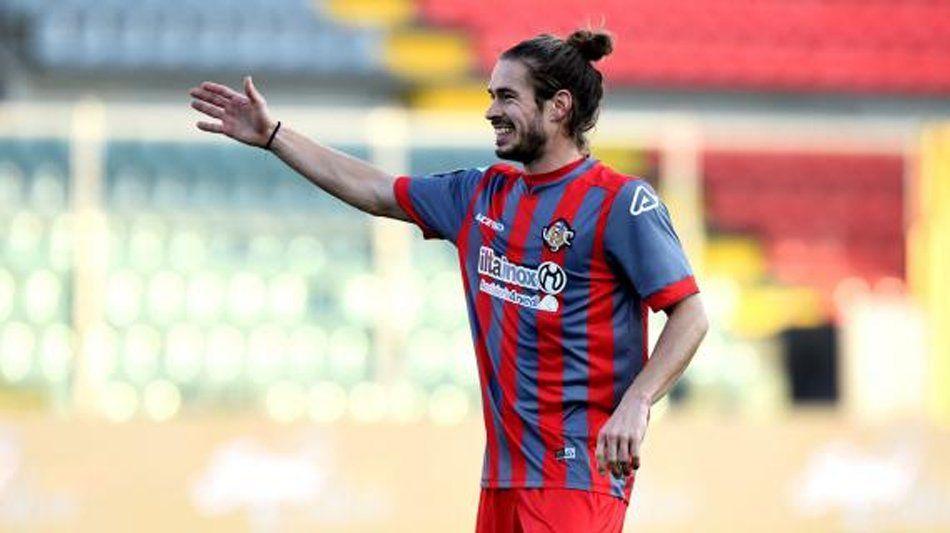 Italia: el futbolista que marcó el extraño gol.