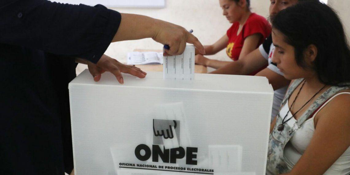 Corvetto aseguró este jueves que Perú tendrá elecciones seguras y tranquilas.