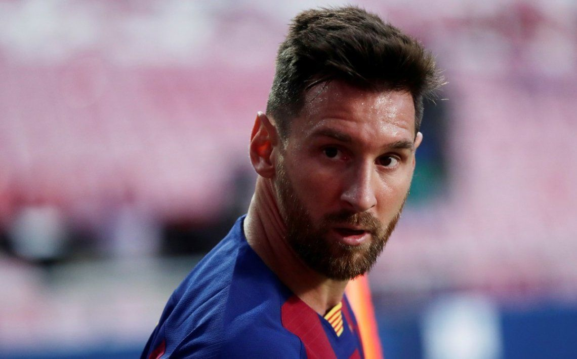 Barcelona quiere convencer a Messi con un contrato de por vida