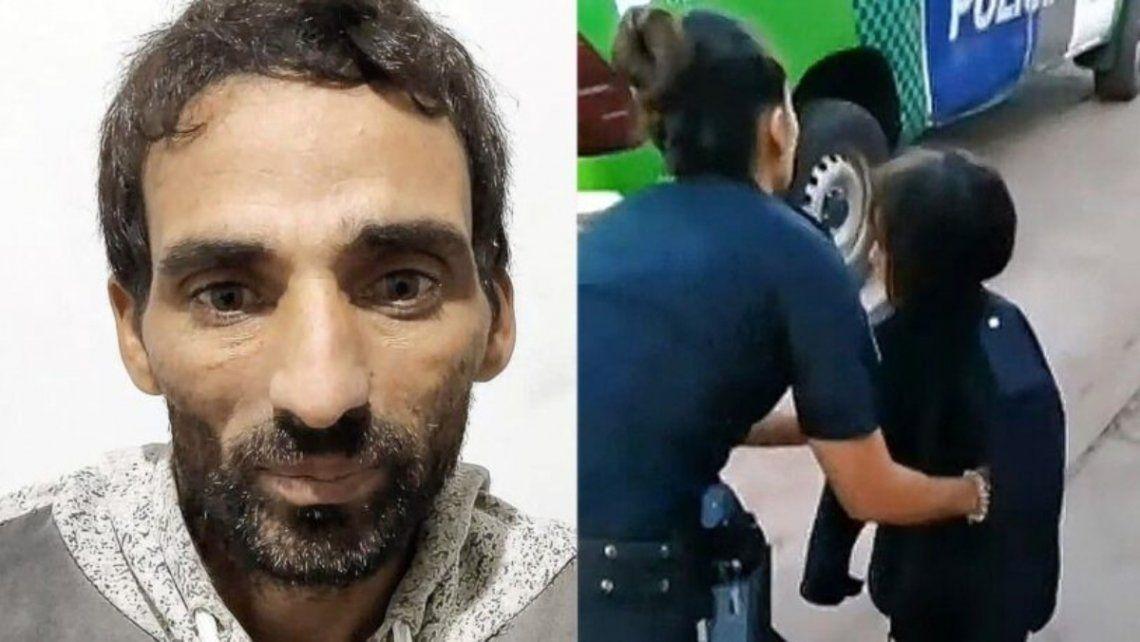 Savanz fue capturado tras el aviso de una vecina al 911.