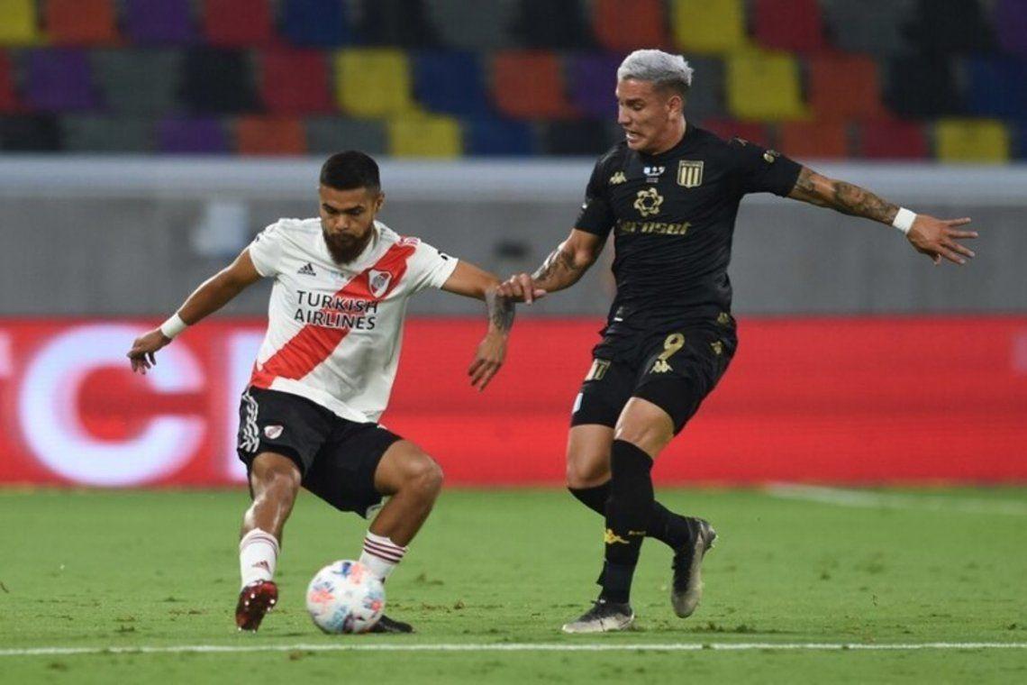River-Racing e Independiente-Boca van el domingo 28 de marzo