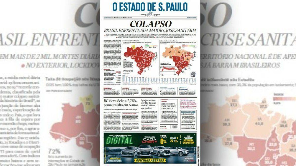 San Pablo tiene colapsados sus centros asistenciales