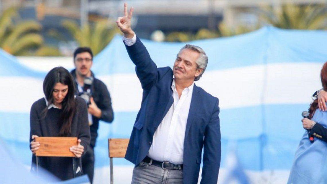 Alberto Fernández asumirá a la presidencia del PJ.