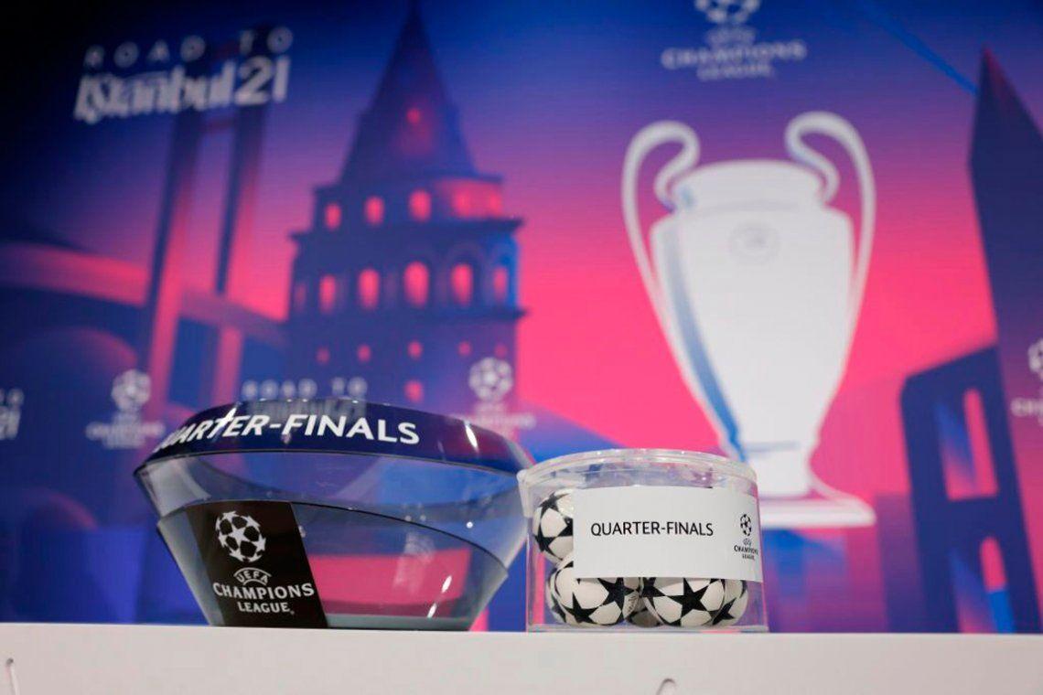 Champions League: partidazos en cuartos de final